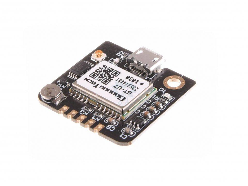 Goouuu Tech GT-U7 GPS Modul Ublox STM32 s EEPROM, NEO-6M Kompatibilní