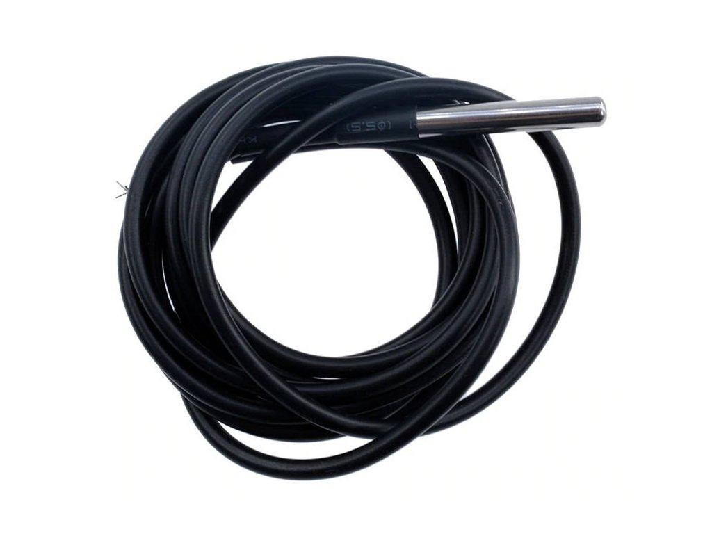 DS18B20 Digitální vodotěsné čidlo teploty 3m