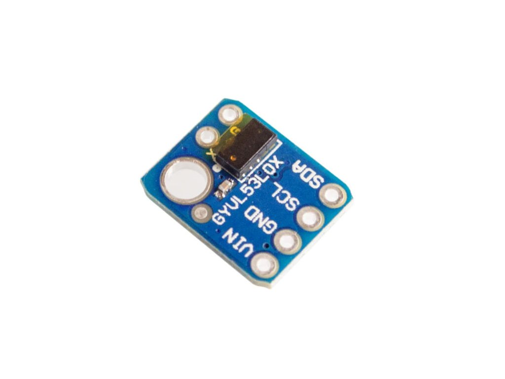 Laserový senzor vzdálenosti GY-VL53L0X I2C