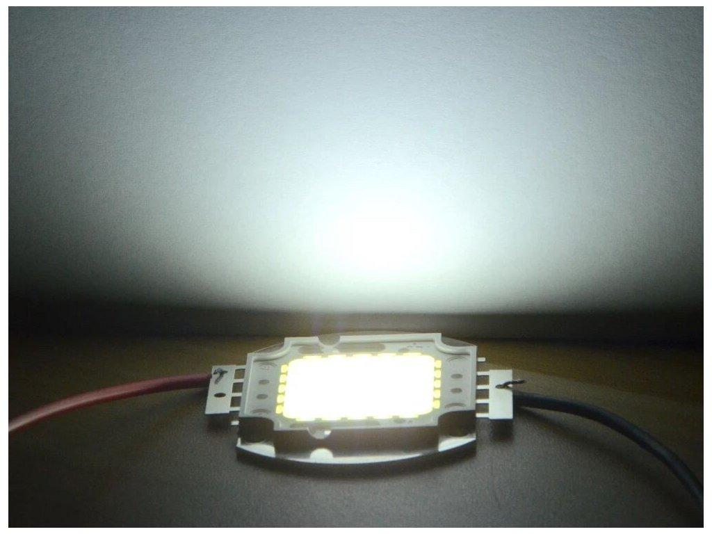 100W LED studená bílá 6000K