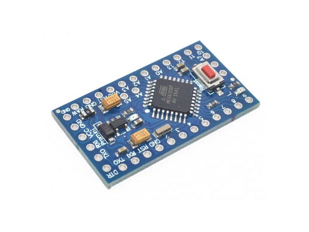 Arduino Pro Mini, ATmega328P TQFP 5V 16MHz
