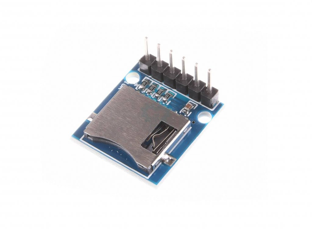 microSD Card modul SPI 3.3V