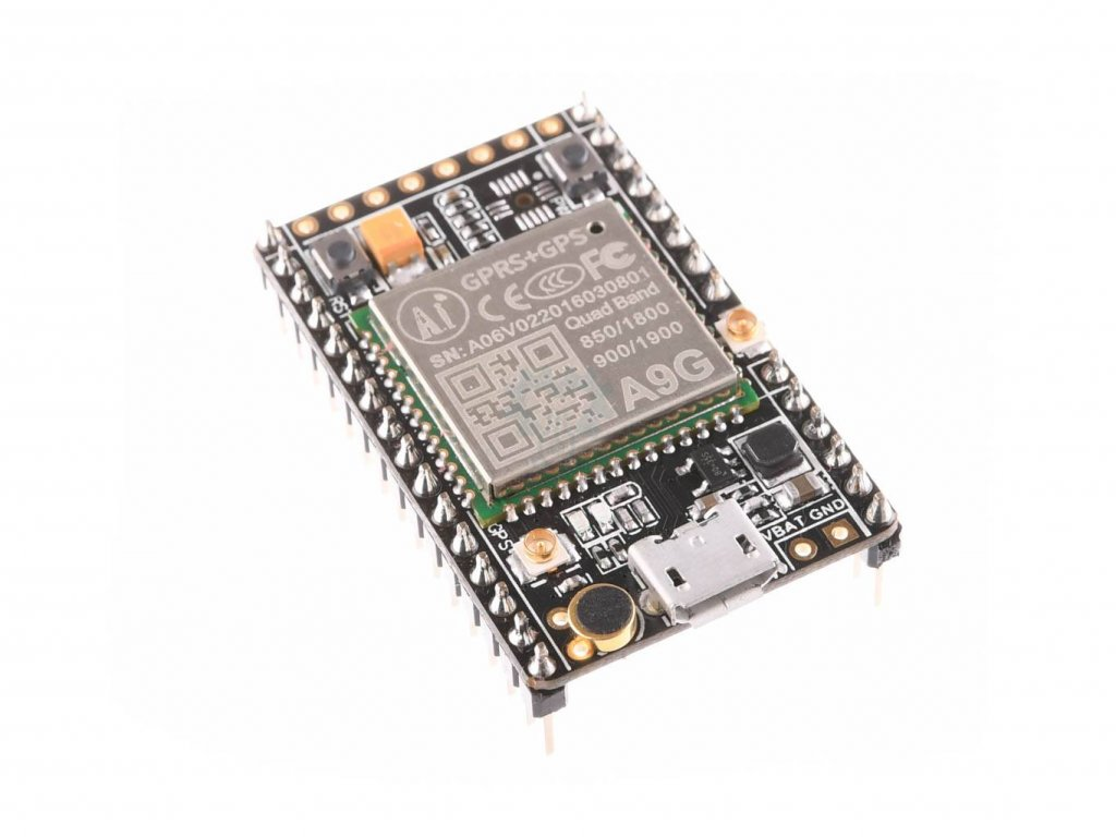 Ai-Thinker Pudding A9G GPRS+GPS Modul