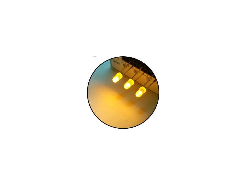 LED dioda 3mm