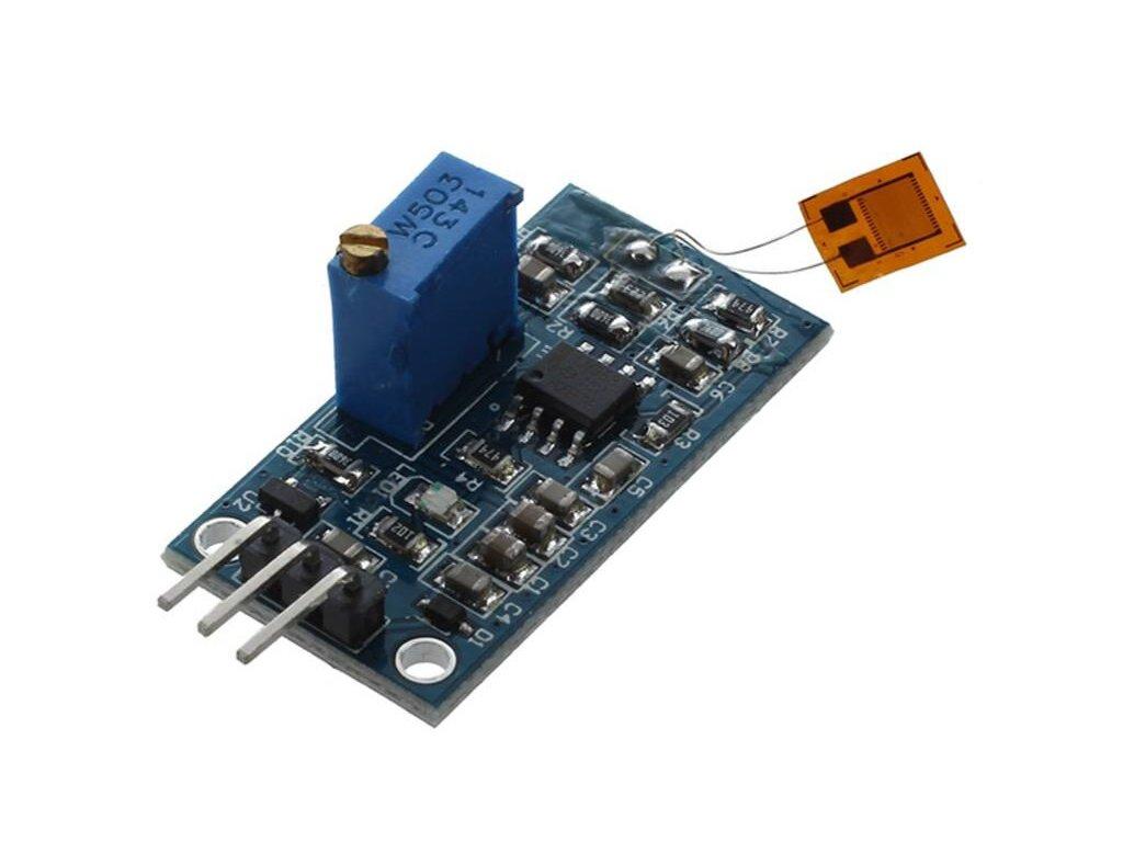Tenzometr BF350-3AA/1.5AA senzor ohýbání, modul