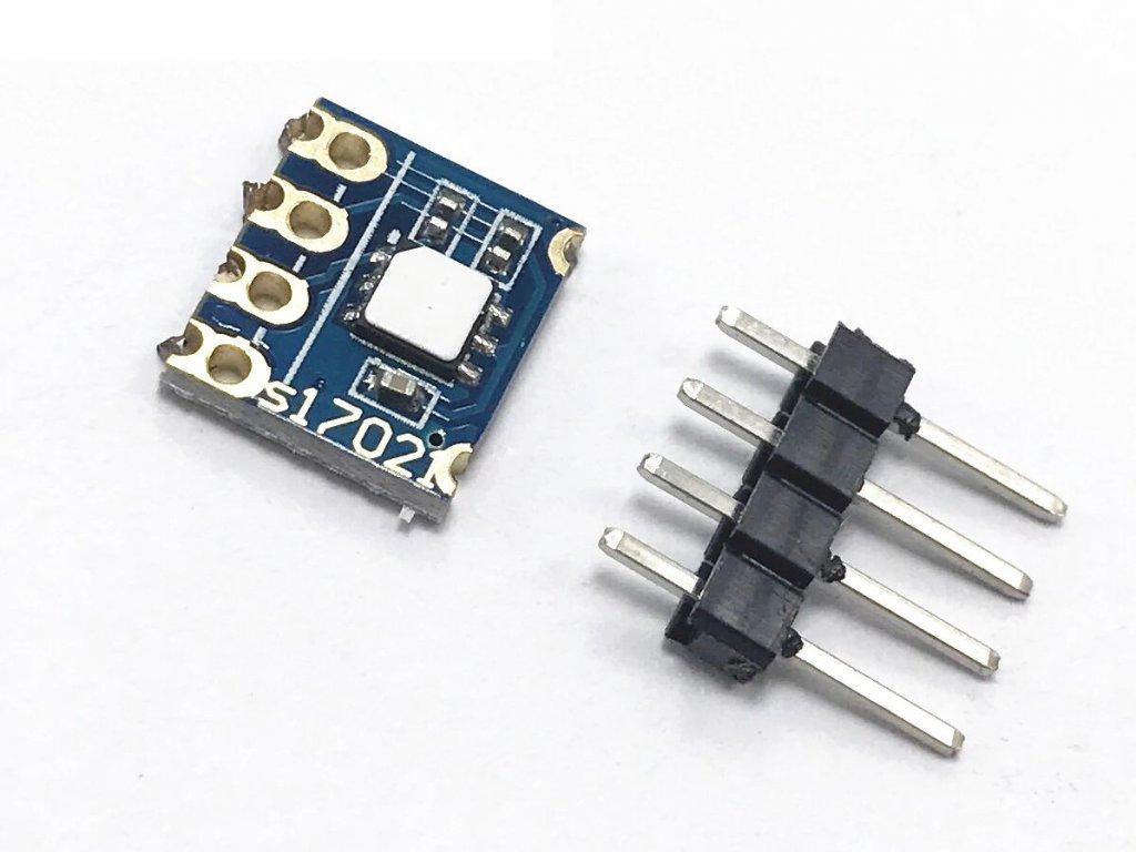 SMD Si7021 Senzor Teploty a Vlhkosti