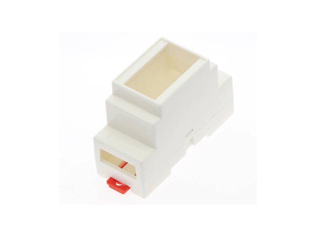 1PC DIN Rail PLC Junction Box