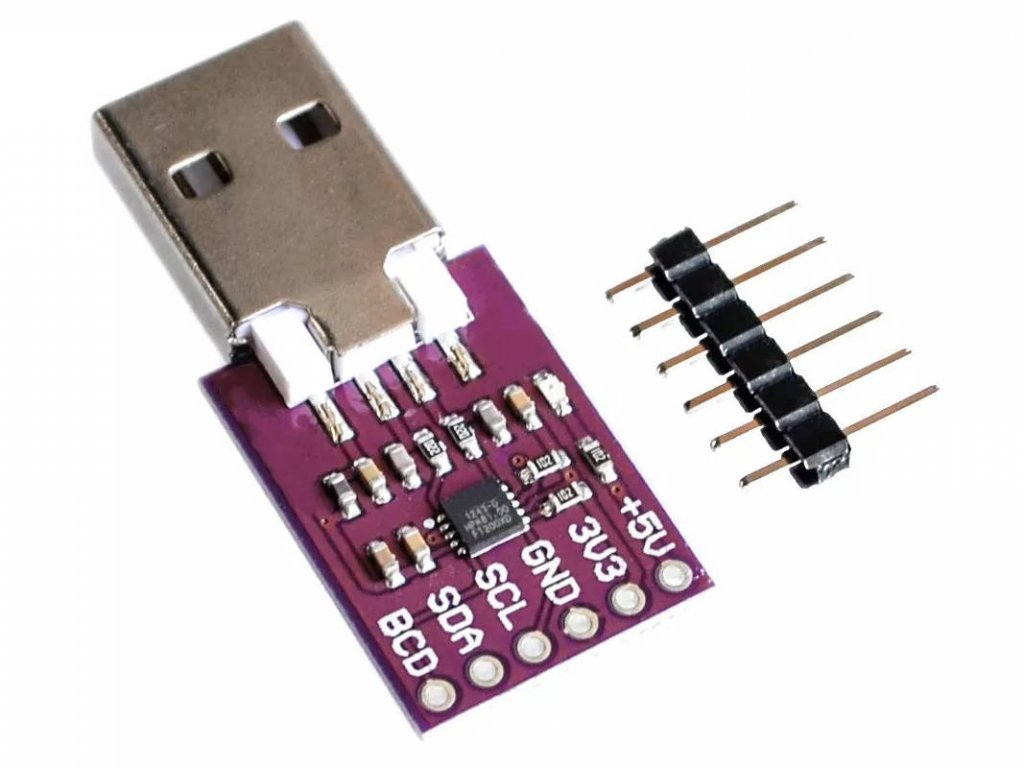 CJMCU 200 FT200XD USB to I2C module Full Speed USB to I2C Bridge 3