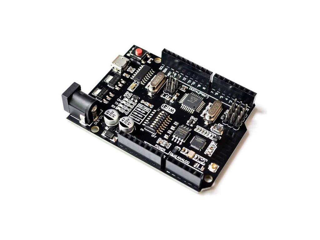 Arduino Uno+WiFi ATmega328P+ESP8266 32Mb