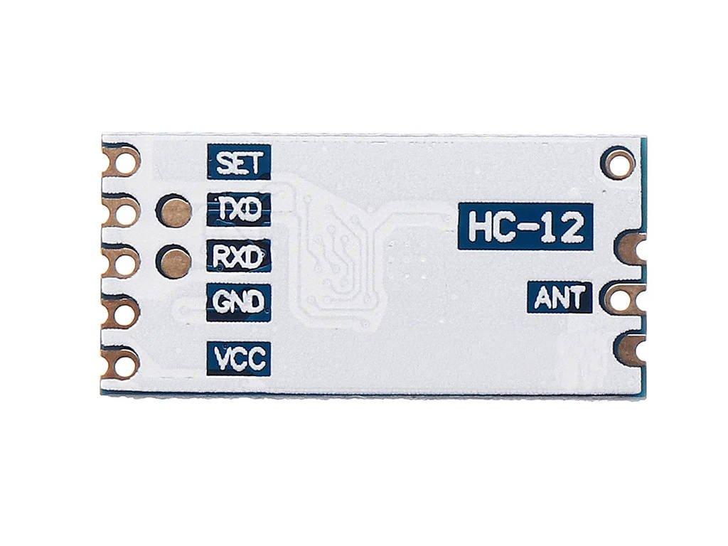 Bezdrátový modul 433Mhz HC-12 SI4463