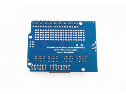 Arduino 16-kanálový PWM-Servo Shield PCA9685
