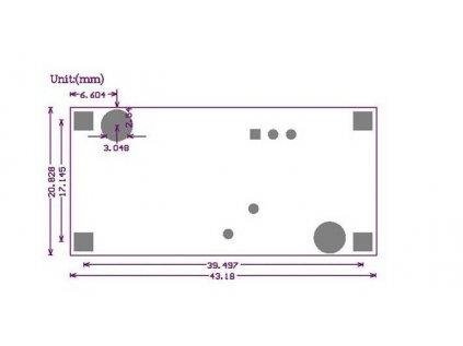 Step-down měnič s XL4005