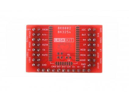 Bluetooth BK8000L BK3254 na DIP adaptér