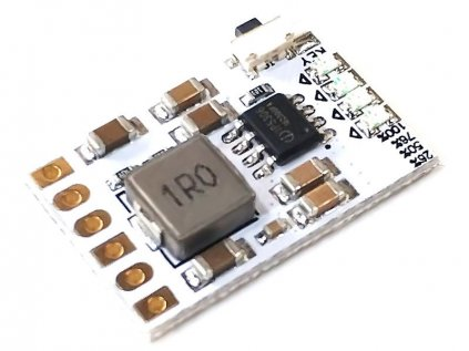 Nabíječka Li-ion článku + boost IP5306 5V 2.1A