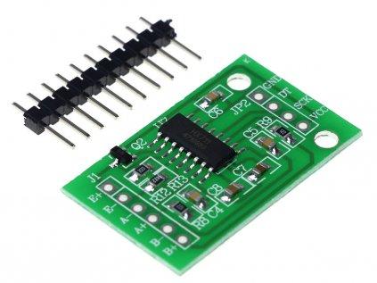 AD Převodník Modul 24-bit 2 kanály HX711