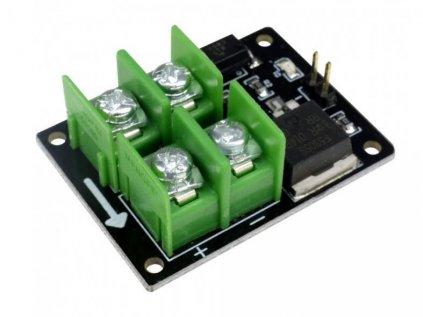 PWM MOSFET modul F5305S 35VDC 5A, spíná minus