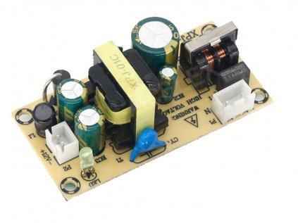 DK112 napájecí 230V AC-DC zdroj 5V/2A, izolovaný