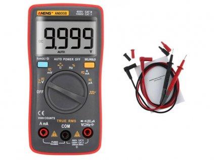 Aneng AN8008 digitální multimetr
