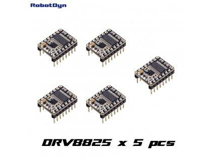 httprobotdyn.compubmedia0g 00005245mod stepdrv drv8825photophotoangle 5pcs0g 00005245mod stepdrv drv8825