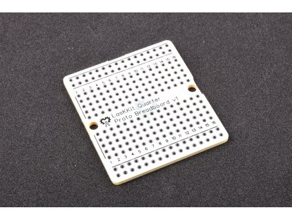 LasKKit Quarter Proto Breadboard