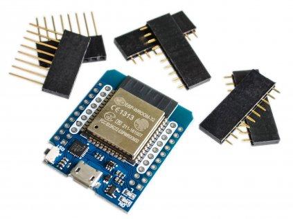 MH-ET LIVE ESP32 MiniKIT, Wemos D1 mini shield kompatibilní