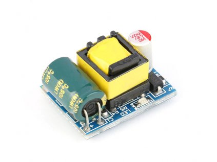 Zdroj Izolovaný WX-DC12003 230 AC-DC 5V 700mA 3.5 W