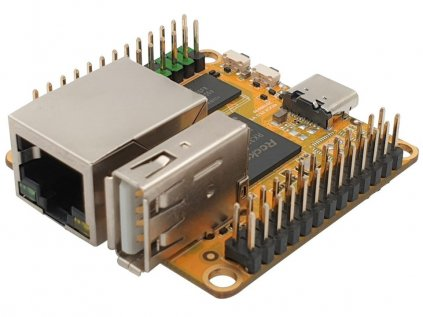Rock Pi S v1.2 512MB with BT/WIFI, Sada