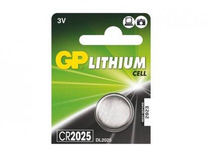 24193 baterie gp cr2025 1ks lithiova