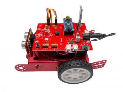 LasKKit LBot V1.0 - stavebnice robota