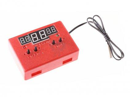 LasKKit  krabička pro digitální termostat W1401