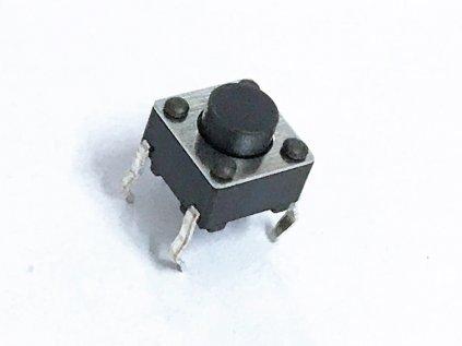 Tlačítko 6x6x5mm