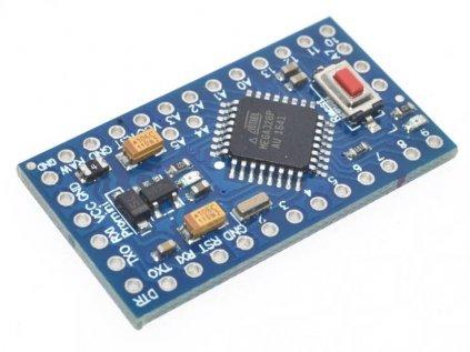 Arduino Pro Mini, ATmega328P TQFP 3.3V 8MHz