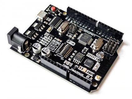 Arduino Uno+WiFi ATmega328P+ESP8266 4Mb