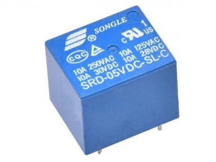 Ningbo Songle relay SRD-05VDC-SL-C 5V 250V/10A