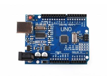 Arduino UNO R3, ATmega328P, Klon