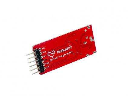 LaskaKit CH340 programmer USB-C, microUSB, UART