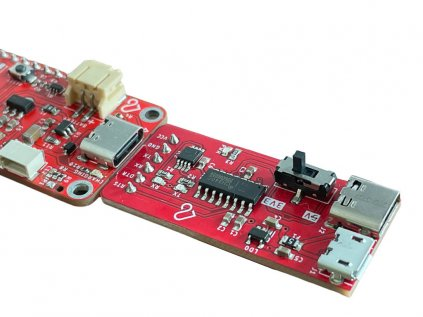 LaskaKit ESP32-LPKit PCB antenna