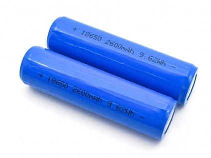 GeB Li-Ion Baterie 18650 2600mAh 3.7V