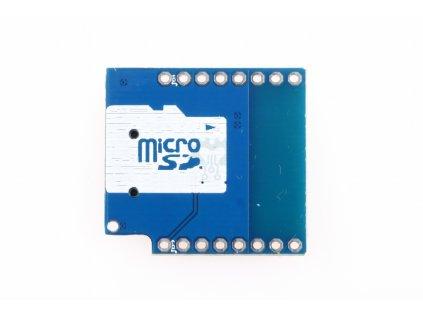 WeMos D1 mini microSD shield