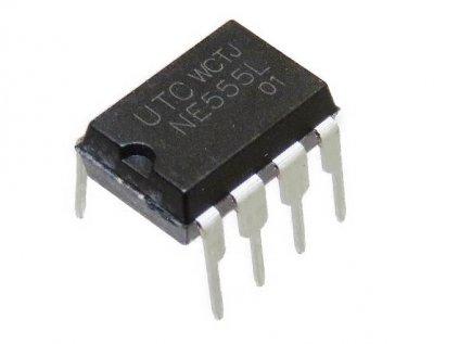 UTC NE555L-D08-T časovač DIP-8
